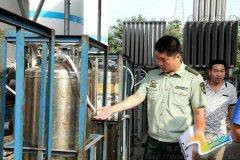 陕县组织开展安全隐患大排查活动