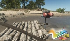 《荒岛求生》木筏怎么升级?