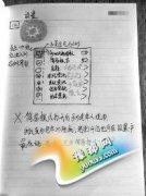 暖心!黑龙江小伙画14页教程 教妈妈用智能手机