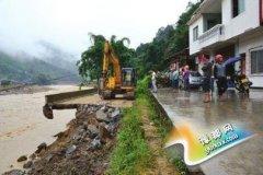 四川叙永暴雨山洪灾害已致13人遇难11人失联