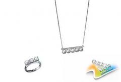 七夕最浪漫的相遇是珍珠爱上钻石