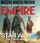 《星战7》登上《帝国》封面 正反两派同时亮相