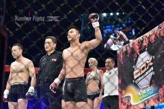 徐永昊战中俄对抗赛 打响中国MMA战队第一枪