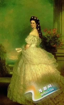 茜茜公主画像