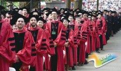 """哈佛在华招生翻倍 美大学被中国留学生""""攻陷"""""""