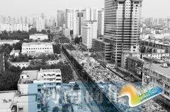 郑州农业路高架东段春节贯通 地铁线进展公布