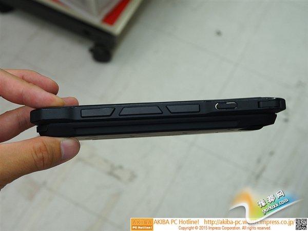 iPhone6太阳能保护壳:阳光下用不断电