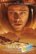 《火星救援》正式海报出炉 马特-达蒙目光坚毅