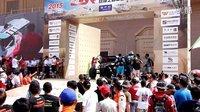 2015丝绸之路中国越野拉力赛发车仪式 现场花絮
