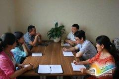 县科技局组织学习河南省科技计划改革管理意见(图)