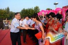川汇区举行纪念抗战胜利70周年文艺汇演