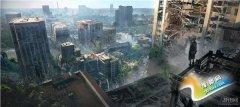 白金新作《尼尔2》最新概念图放出 少年眺望城市废墟!