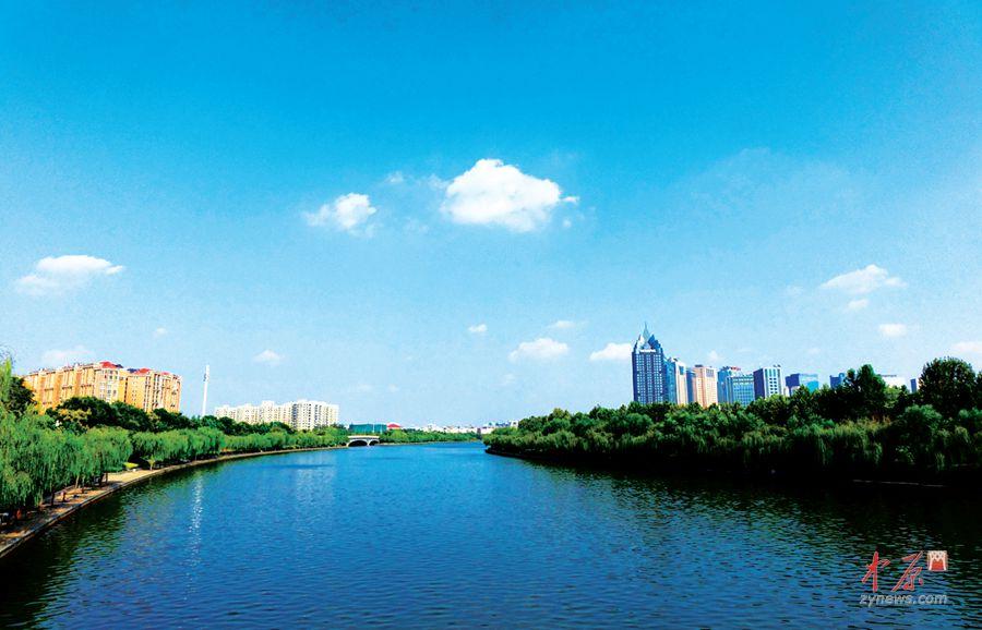 郑东新区运河