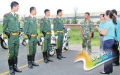 """阅兵中的河南元素 仪仗队""""阅兵靴""""是河南漯河造"""