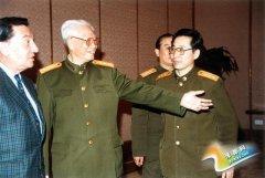 开国中将张震去世 享年101岁