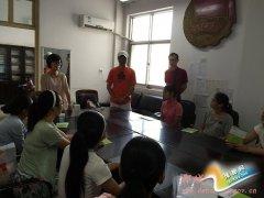 """""""新世纪教育基金""""助力郸城县希望工程工作"""