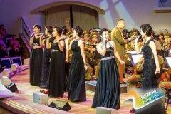 朝鲜新女子乐队亮相俄罗斯 系金正恩创建(图)