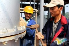 年产10万吨废旧润滑油项目安全隐患排查