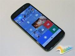 首款Win10手机高清图赏:边框真窄