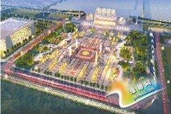 郑州东站东广场有望2018年建成 地下将建停车场
