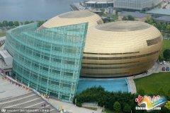 河南艺术中心被评中国最丑建筑 投资10亿