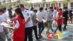 新蔡县食药监局开展食品安全进校园