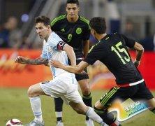 热身赛-阿KUN传射梅西救主 阿根廷5分钟2球2-2