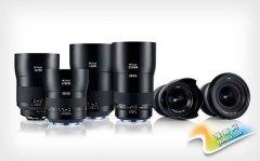 蔡司推出全新Milvus系列6支单反镜头