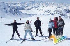 滑雪―最IN的冬日游戏 全球五大滑雪胜地大盘点