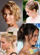 这10款明星发型给你的婚礼新娘发型来点灵感