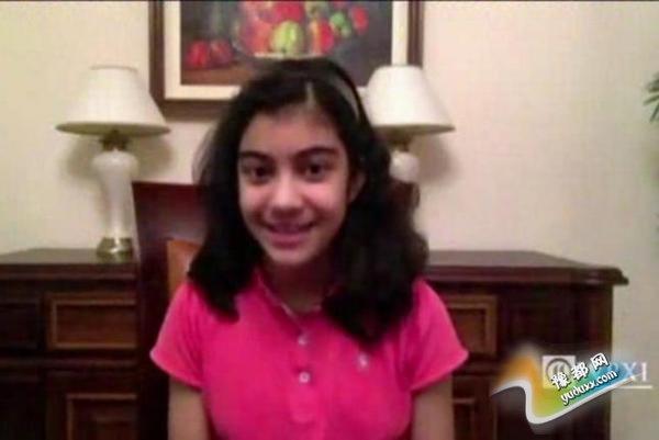 英12岁女孩智商测试满分 超过爱因斯坦和霍金
