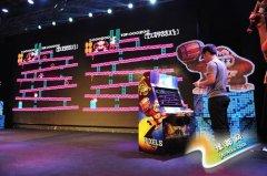 《像素大战》在京举办游戏 双屏互动创观影新纪元