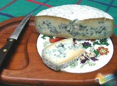 蓝纹奶酪为何是这个味