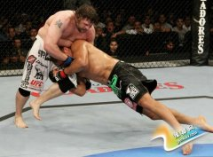 UFC日本赛两老将演绎重量之争 尼尔森盼止连败