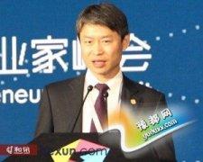 孙晓:中国的创业特点就是快 创业家脱颖而出