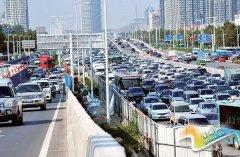盘点郑州易堵路段 市区东南9个易堵点尽量绕行