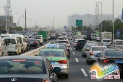 郑州机场高速今日交通转换 将封闭东侧道路