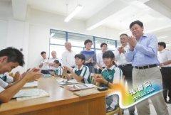 郑州22所中小学存隐患 被下发整改通知书