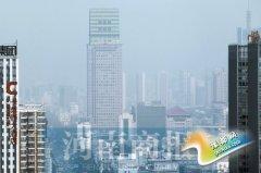 郑州上月空气质量全省排老末 好天只有19天