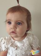 全球最萌宝宝:澳大利亚萌宝长睫毛大眼睛俘获13万粉丝