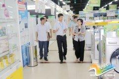 县委书记常英敏调研创新创业暨电子商务产业发展情况