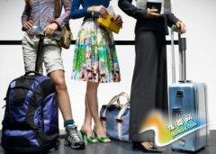 赴美留学人数增长近四成 浦东机场迎来返校潮