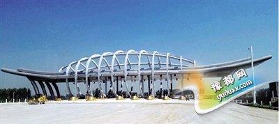郑州机场新收费站今日启用 中州第一门停止收费