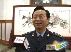 广州空军原政委王玉发中将被查 系书画爱好者