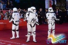 第20届釜山电影节开幕 星球暴风兵为群星开道