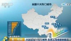 十大拥堵景点:杭州西湖居首 焦作云台山上榜