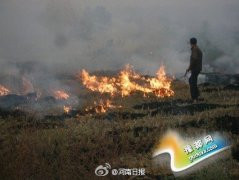10月2日河南共发现焚烧秸秆火点12个 周口最多