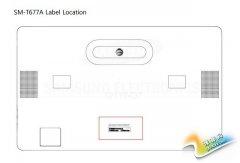 三星18.4英寸平板通过FCC认证 配置一般