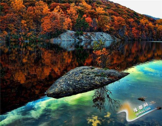 十大赏秋国家公园 迷失在叠翠流金中