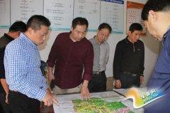 河南省国土资源厅下派干部进驻我县贫困村任村第一村支书